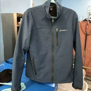Eddie Bauer soft shell jacket M